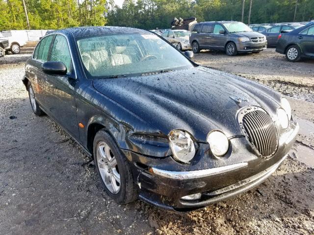 2003 Jaguar S-type 3.0. Lot 49607209 Vin SAJEA01T73FM51327