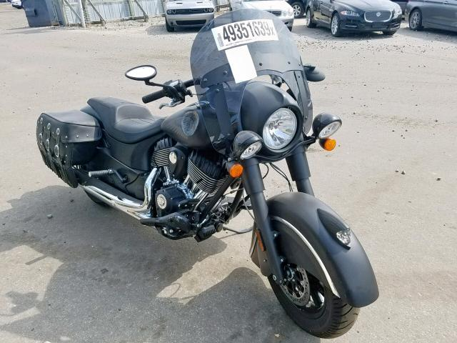 click here to view 2018 INDIAN MOTORCYCLE CO. CHIEF DARK at IBIDSAFELY