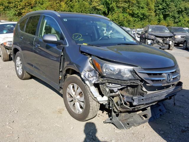 2012 Honda Cr-v exl 2.4. Lot 26670150 Vin 2HKRM4H79CH610751