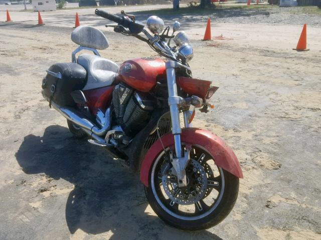 click here to view 2012 VICTORY MOTORCYCLES CROSS ROAD at IBIDSAFELY