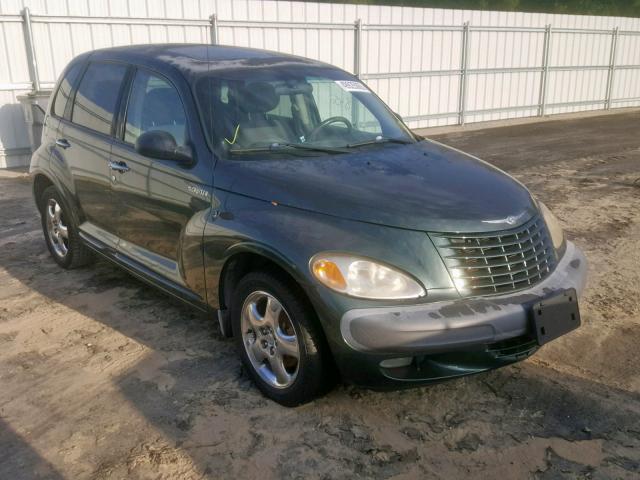 2001 Chrysler Pt cruiser 2.4. Lot 49925069 Vin 3C8FY4BB51T321060