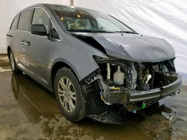 2013 Honda Odyssey ex 3.5. Lot 49993169 Vin 5FNRL5H69DB016788