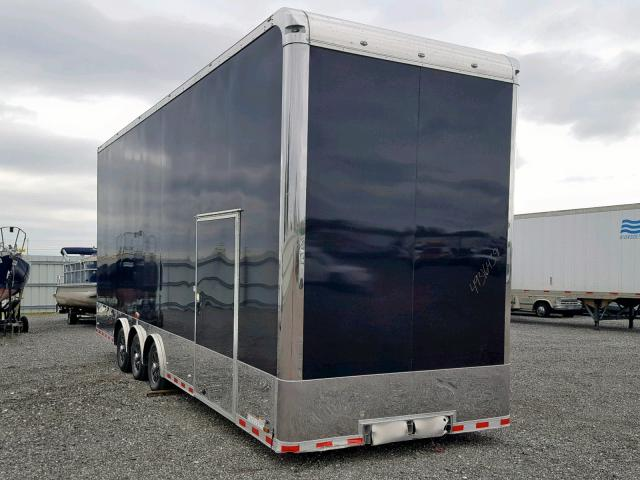 click here to view 2018 WILDWOOD HAULER at IBIDSAFELY