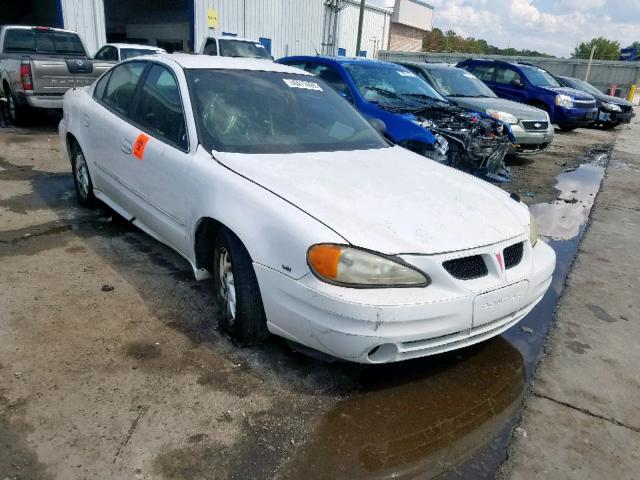 2003 Pontiac Grand am s 3.4. Lot 50411699 Vin 1G2NF52E33C315067