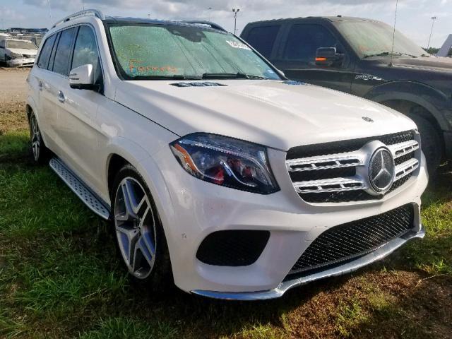 2018 Mercedes-benz Gls 550 4m 4.7. Lot 50043049 Vin 4JGDF7DE6JB121972