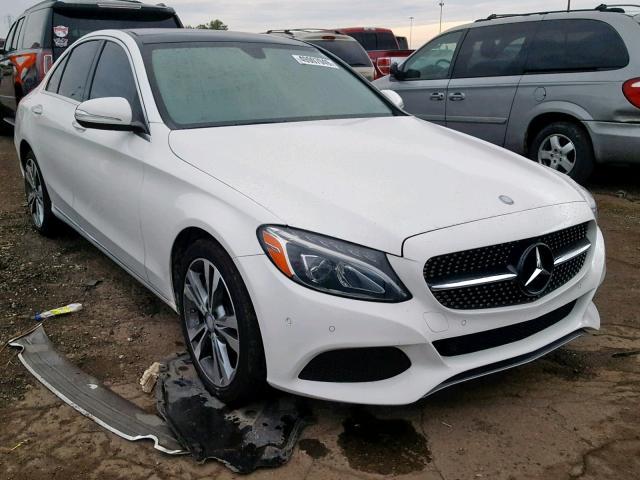 2015 Mercedes-benz C 350 2.0. Lot 49907049 Vin 55SWF4KB6FU086079