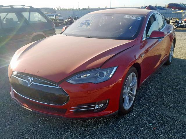 2013 Tesla Model s . Lot 50249399 Vin 5YJSA1CN5DFP26401