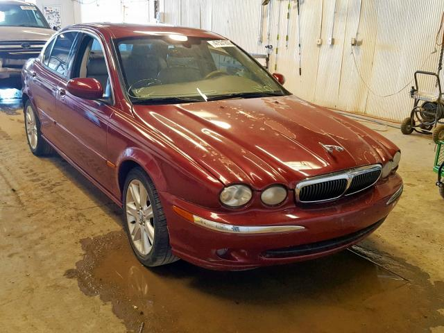click here to view 2003 JAGUAR X-TYPE 3.0 at IBIDSAFELY