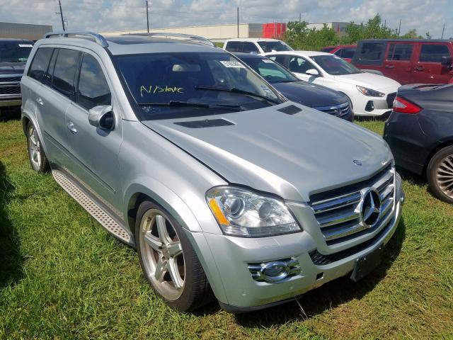 2009 Mercedes-benz Gl 550 4ma 5.5. Lot 51003869 Vin 4JGBF86E59A495999