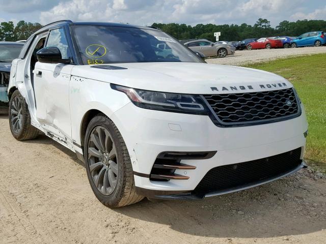 2018 Land rover Range rove 3.0. Lot 50254249 Vin SALYL2RV8JA730795