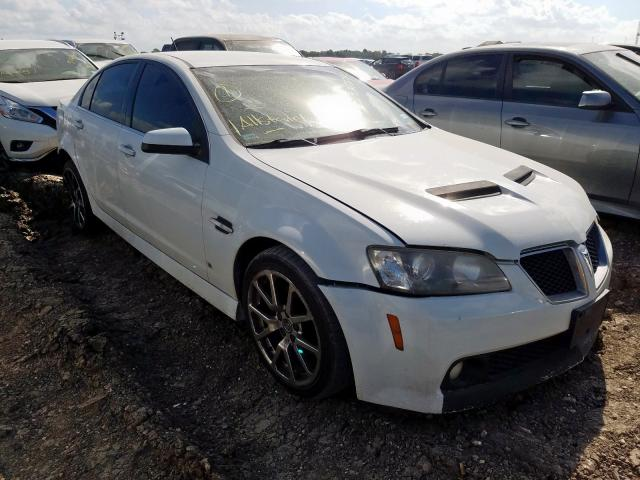 click here to view 2009 PONTIAC G8 GT at IBIDSAFELY