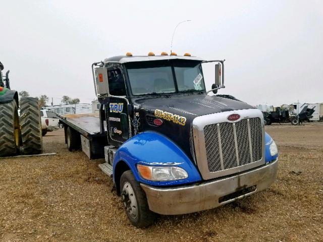 click here to view 2009 PETERBILT 325 at IBIDSAFELY