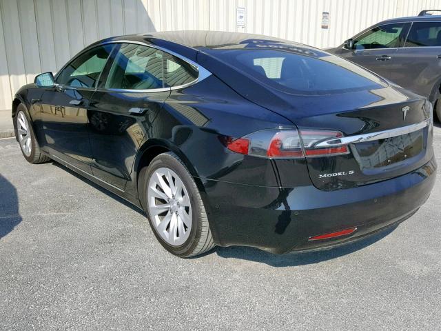 2018 Tesla Model s . Lot 51241369 Vin 5YJSA1E28JF286138