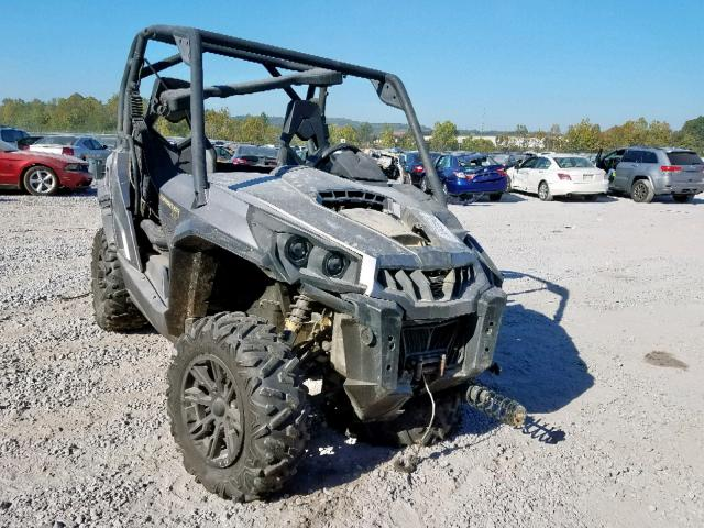 click here to view 2013 CAN-AM COMMANDER at IBIDSAFELY