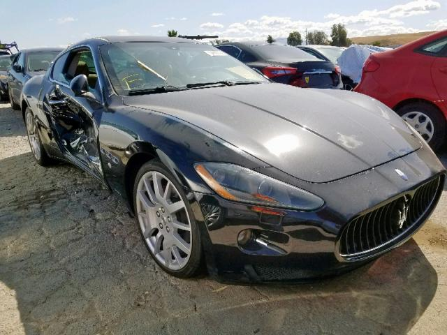 click here to view 2008 MASERATI GRANTURISM at IBIDSAFELY