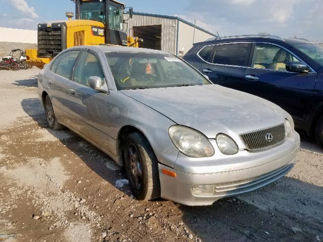 1999 Lexus Gs 400 4.0. Lot 50223329 Vin JT8BH68X9X0015630