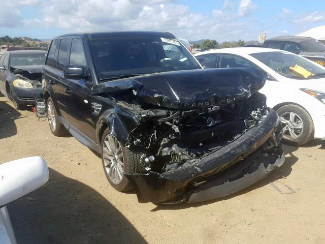click here to view 2013 LAND ROVER RANGE ROVE at IBIDSAFELY