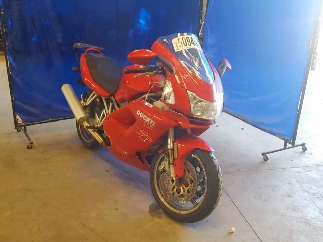 2004 Ducati St4 s . Lot 50945739 Vin ZDM1TB5T24B010943