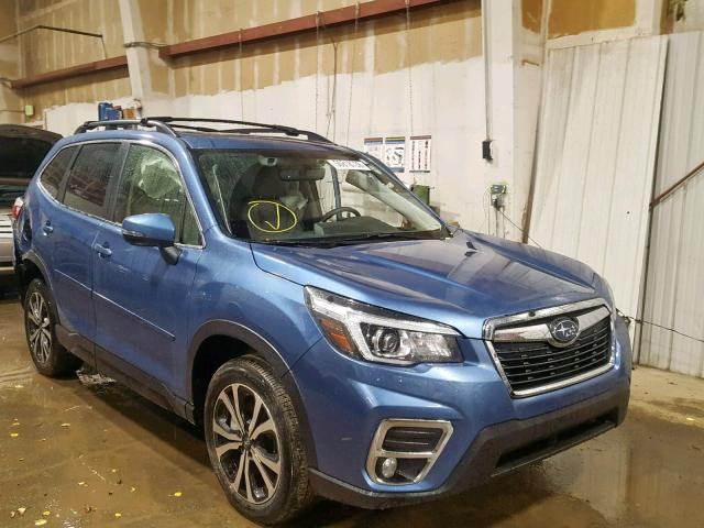 click here to view 2019 SUBARU FORESTER L at IBIDSAFELY