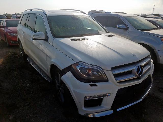 2013 Mercedes-benz Gl 550 4ma 4.6. Lot 51179839 Vin 4JGDF7DE2DA257848