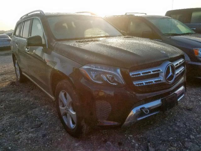 2017 Mercedes-benz Gls 450 4m 3.0. Lot 50848789 Vin 4JGDF6EE4HA959586