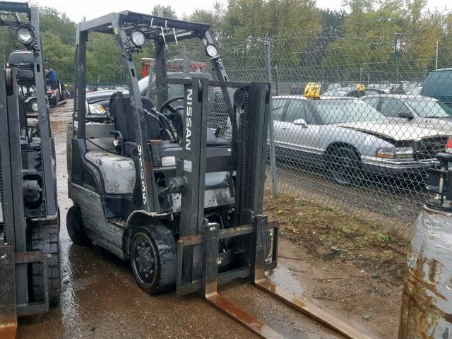click here to view 2012 NISSAN FORKLIFT at IBIDSAFELY