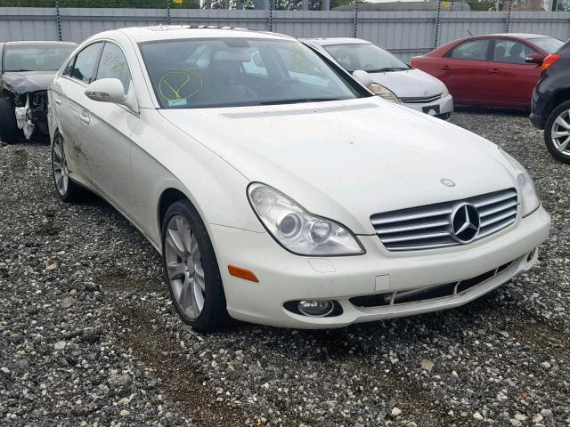 2008 Mercedes-benz Cls 550 5.5. Lot 51315209 Vin WDDDJ72X28A132397