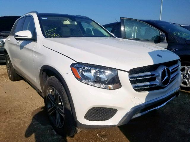 2019 Mercedes-benz Glc 300 2.0. Lot 50753199 Vin WDC0G4JB2KV132664