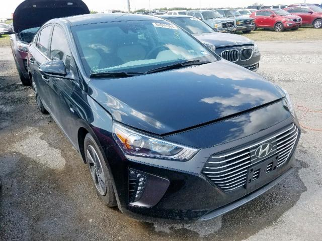 click here to view 2019 HYUNDAI IONIQ SEL at IBIDSAFELY