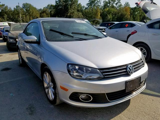click here to view 2014 VOLKSWAGEN EOS KOMFOR at IBIDSAFELY