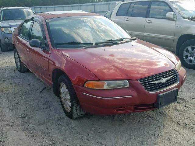 2000 Chrysler Cirrus lx 2.4. Lot 51243779 Vin 1C3EJ46XXYN157794