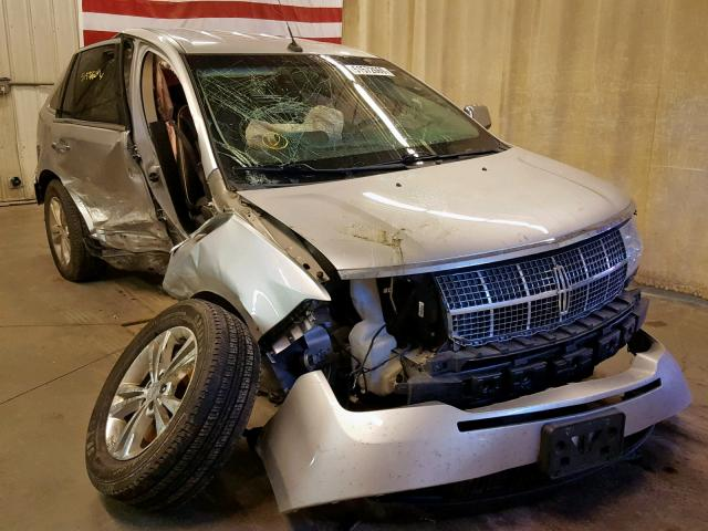 click here to view 2010 LINCOLN MKX at IBIDSAFELY