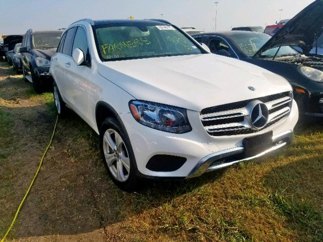 2018 Mercedes-benz Glc 300 2.0. Lot 50746229 Vin WDC0G4JB5JF333466