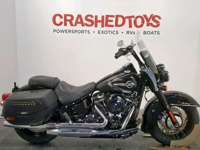 click here to view 2019 HARLEY-DAVIDSON FLHC at IBIDSAFELY
