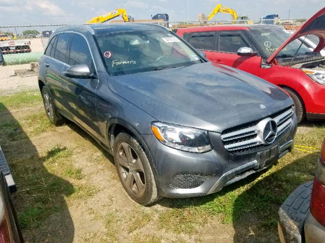 2017 Mercedes-benz Glc 300 2.0. Lot 50751379 Vin WDC0G4JB9HF192377