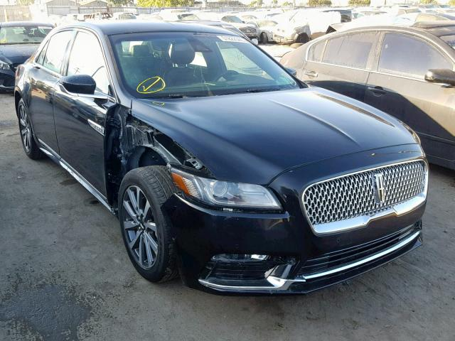 click here to view 2019 LINCOLN CONTINENTA at IBIDSAFELY