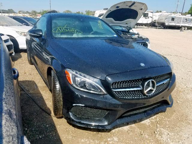 2017 Mercedes-benz C 43 4mati 3.0. Lot 50771259 Vin WDDWJ6EB5HF444185