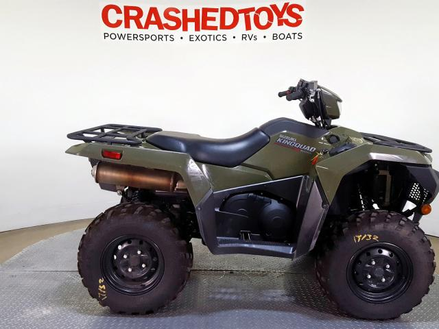 click here to view 2019 SUZUKI LT-A500 X at IBIDSAFELY