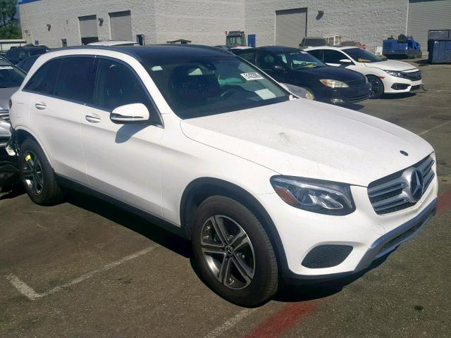 2019 Mercedes-benz Glc 300 4m 2.0. Lot 51422089 Vin WDC0G4KB8KF557394