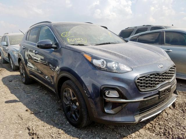 click here to view 2020 KIA SPORTAGE S at IBIDSAFELY