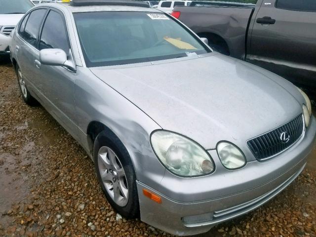 2002 Lexus Gs 300 3.0. Lot 50545269 Vin JT8BD69S420172280