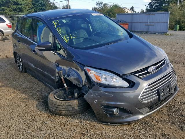 click here to view 2017 FORD C-MAX TITA at IBIDSAFELY