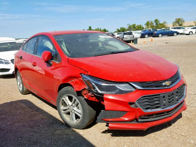 click here to view 2016 CHEVROLET CRUZE LT at IBIDSAFELY