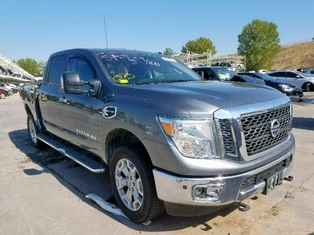 click here to view 2017 NISSAN TITAN XD S at IBIDSAFELY