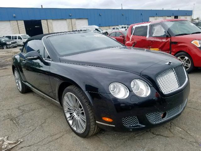 click here to view 2011 BENTLEY CONTINENTA at IBIDSAFELY