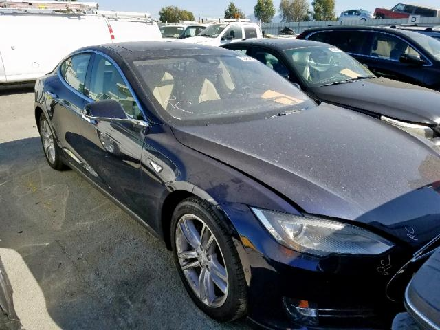 2015 Tesla Model s 85 . Lot 50483939 Vin 5YJSA1H19FFP75660