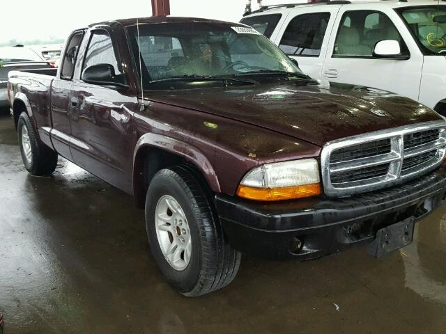 Salvage V | 2004 Dodge Dakota