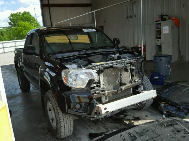 Salvage V | 2014 Toyota Tacoma
