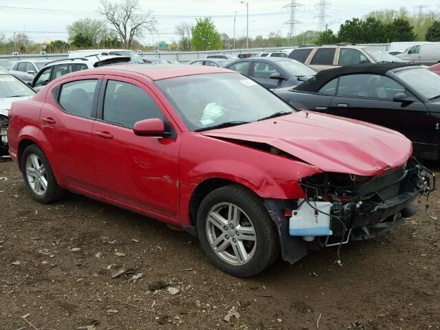 Salvage V | 2013 Dodge Avenger