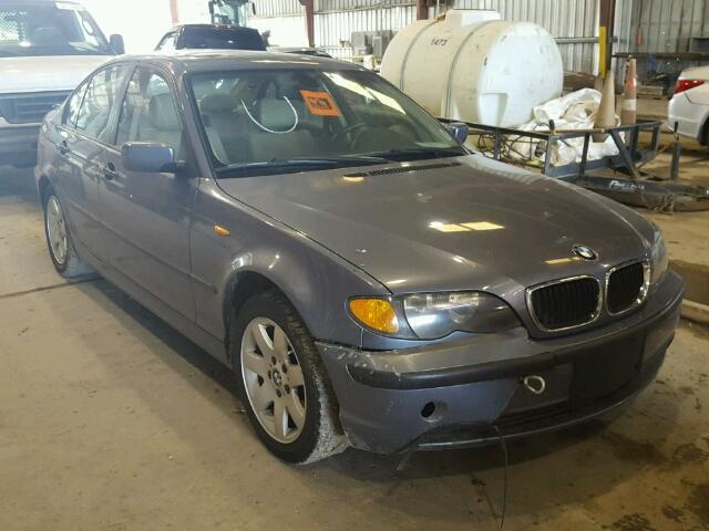 WBAEV33465KW20237 - 2005 BMW 325I